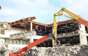 Építési törmelék konténeres szállítása Budapesten