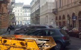 konténert rendeljen sittszállításhoz Budapesten